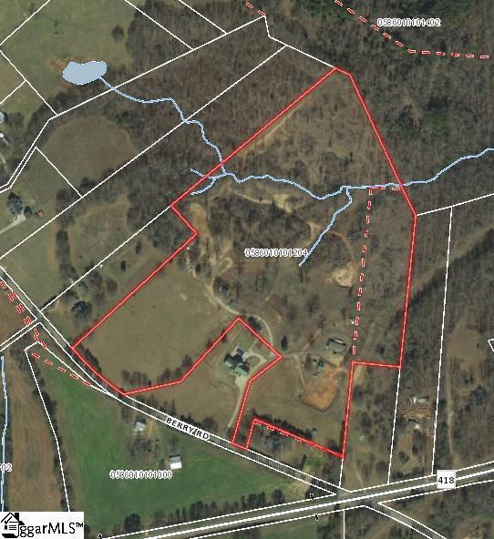 175 Berry Road, Pelzer, SC 29669 (#1360909) :: Hamilton & Co. of Keller Williams Greenville Upstate
