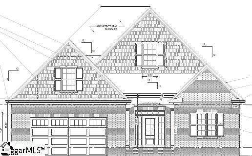221 Cedar Knoll Way, Greer, SC 29651 (#1360932) :: Hamilton & Co. of Keller Williams Greenville Upstate