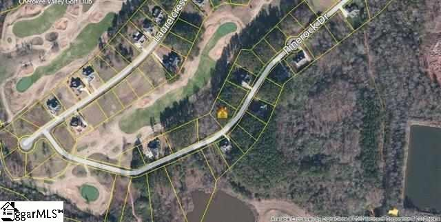 36 Pinerock Drive, Travelers Rest, SC 29690 (#1361079) :: Connie Rice and Partners