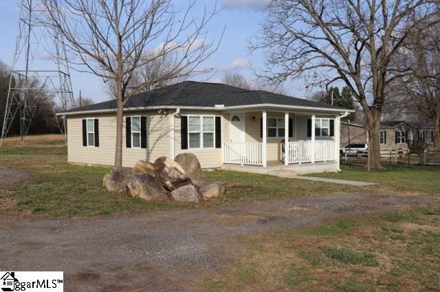169 Long Cane Lane, Pelzer, SC 29669 (#1361170) :: Hamilton & Co. of Keller Williams Greenville Upstate