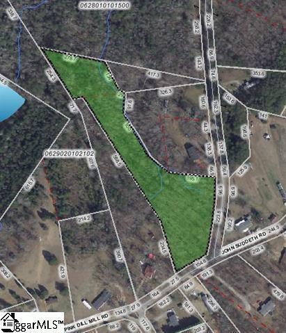 0 Stringer Road, Landrum, SC 29356 (#1361470) :: Hamilton & Co. of Keller Williams Greenville Upstate
