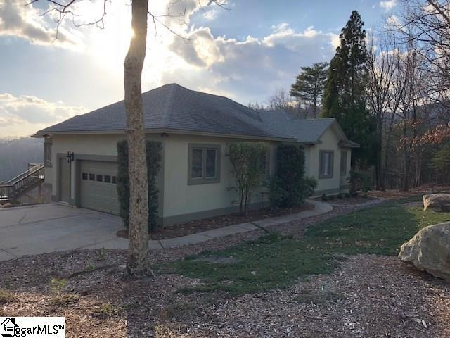 110 Eagle Rock Road, Landrum, SC 29356 (#1361576) :: Hamilton & Co. of Keller Williams Greenville Upstate