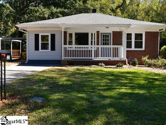 209 Webster Road, Greenville, SC 29607 (#1361946) :: RE/MAX RESULTS