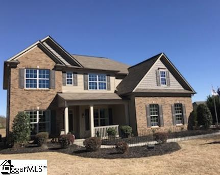 5 Windsor Creek Court Lot 61, Simpsonville, SC 29681 (#1362164) :: Coldwell Banker Caine