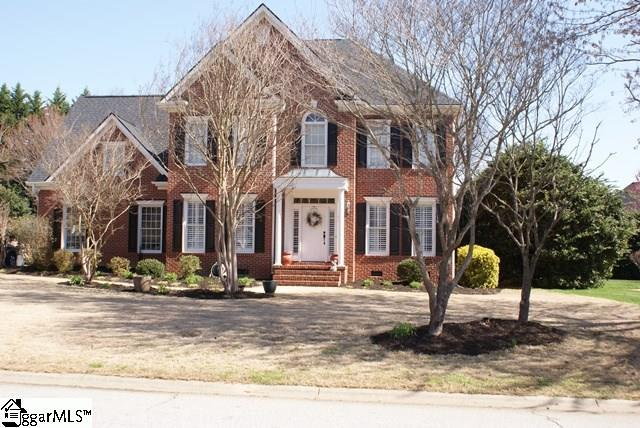 212 Huddersfield Drive, Simpsonville, SC 29681 (#1362915) :: The Toates Team