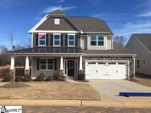 209 Hearthwood Lane Lot 37, Simpsonville, SC 29681 (#1362976) :: The Toates Team
