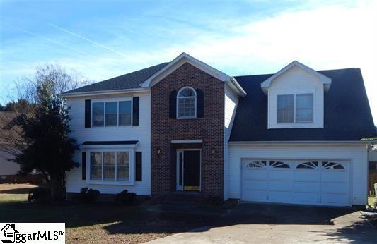 11 Irish Rose Court, Simpsonville, SC 29681 (#1363064) :: Coldwell Banker Caine