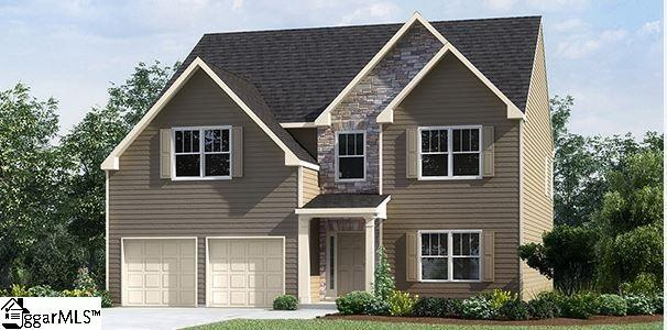 305 Lost Lake Drive, Simpsonville, SC 29681 (#1363282) :: The Toates Team