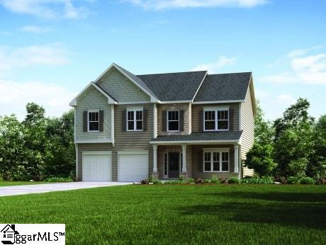 235 Coburg Court, Boiling Springs, SC 29316 (#1363386) :: The Toates Team