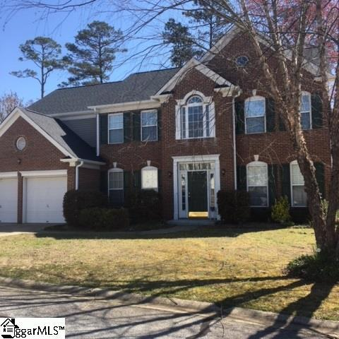 3 S Antigo Court, Greer, SC 29650 (#1363700) :: The Toates Team