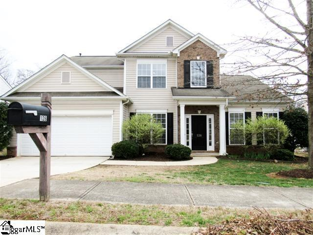 126 Wild Dogwood Way, Greenville, SC 29605 (#1364081) :: Coldwell Banker Caine