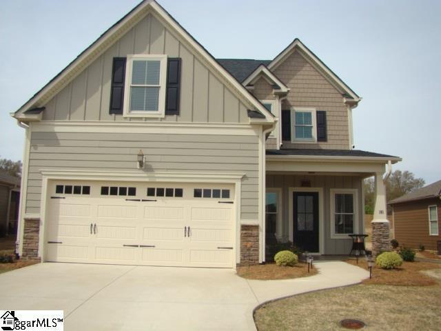 101 Belle Oaks Drive, Simpsonville, SC 29680 (#1364408) :: The Haro Group of Keller Williams