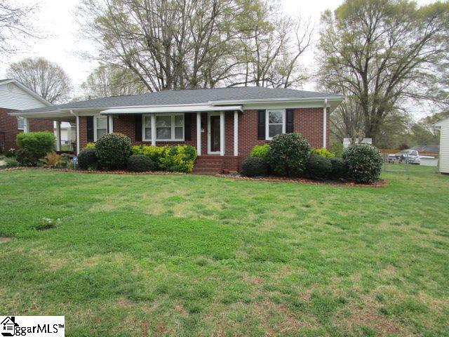 24 Templewood Drive, Greenville, SC 29611 (#1364665) :: The Toates Team