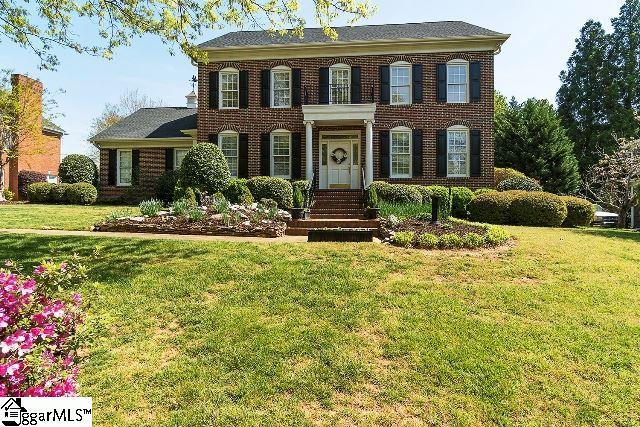 111 Father Hugo Drive, Greer, SC 29650 (#1365383) :: The Toates Team