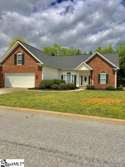 400 Walkingstick Way, Simpsonville, SC 29680 (#1365481) :: The Toates Team