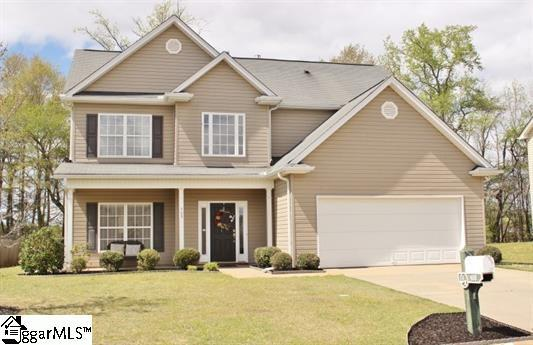 403 Slate Drive, Boiling Springs, SC 29316 (#1365623) :: The Haro Group of Keller Williams