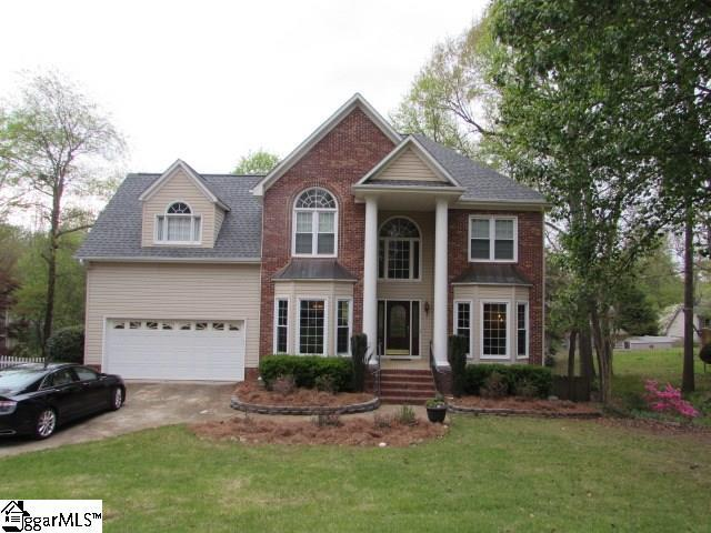 220 Holly Crest Circle, Simpsonville, SC 29681 (#1365652) :: The Toates Team