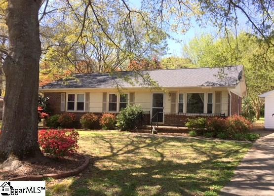105 Woodridge Circle, Greenville, SC 29607 (#1366080) :: Hamilton & Co. of Keller Williams Greenville Upstate