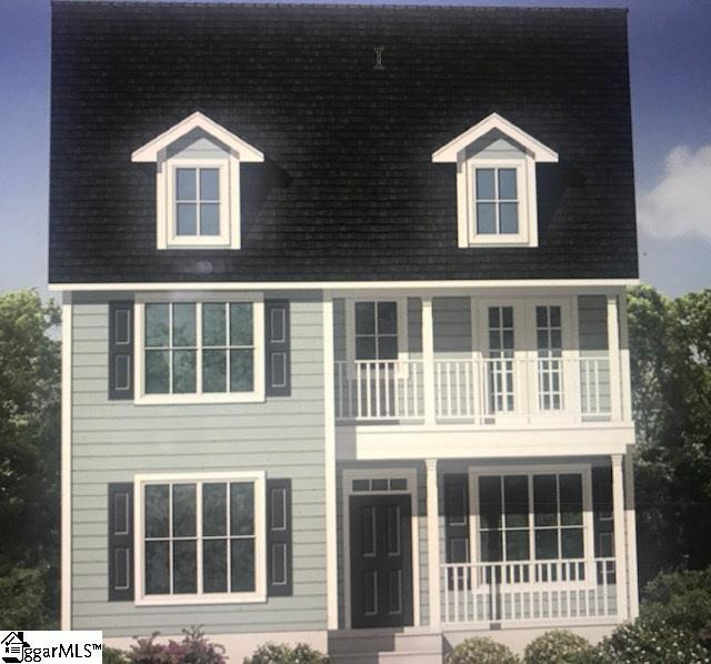 401 Berkmans Lane, Greenville, SC 29605 (#1366106) :: Hamilton & Co. of Keller Williams Greenville Upstate