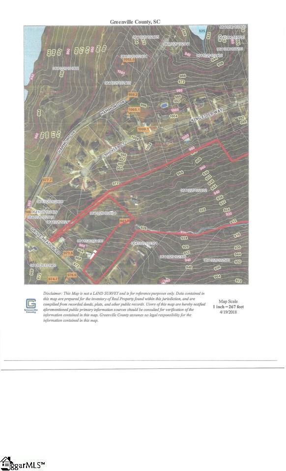 0000 Groce Meadow Road, Taylors, SC 29687 (#1366171) :: J. Michael Manley Team
