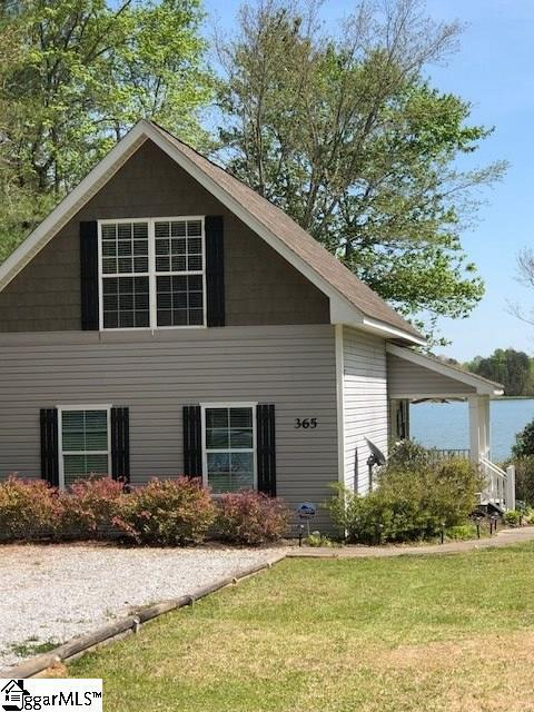 365 Jumping Branch Road, tamassee, SC 29686 (#1366184) :: J. Michael Manley Team