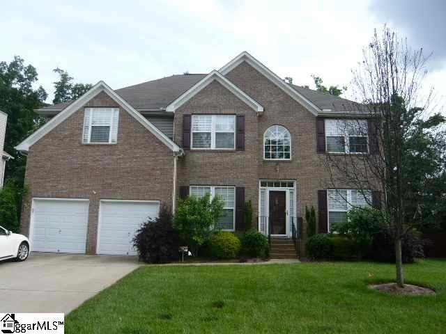 8 Redglobe Court, Simpsonville, SC 29681 (#1366904) :: The Haro Group of Keller Williams