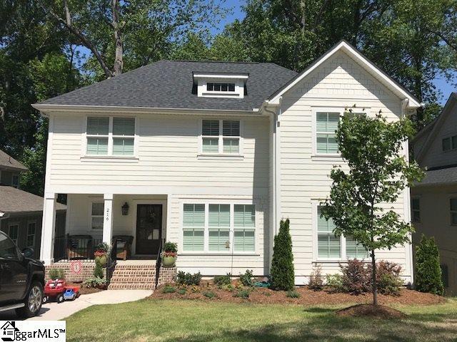 216 Cammer Avenue, Greenville, SC 29605 (#1367022) :: Hamilton & Co. of Keller Williams Greenville Upstate