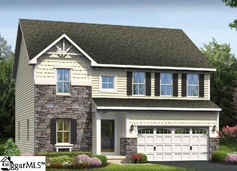 114 Fawn Hill Drive, Simpsonville, SC 29681 (#1367449) :: Hamilton & Co. of Keller Williams Greenville Upstate