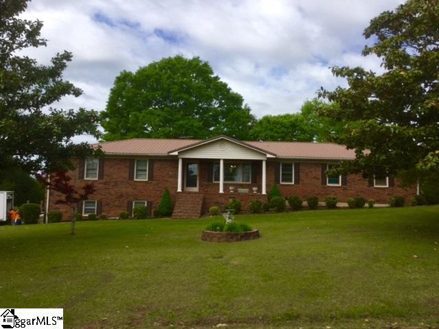 30 L B Chadwick Road, Donalds, SC 29638 (#1367881) :: Hamilton & Co. of Keller Williams Greenville Upstate