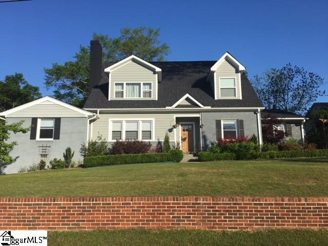 219 Lowndes Avenue, Greenville, SC 29607 (#1367965) :: The Toates Team