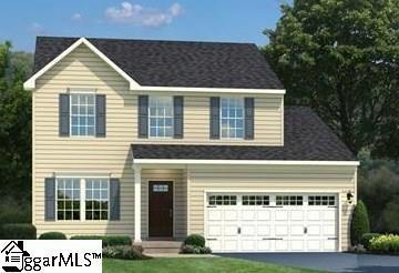 772 Windward Lane, Duncan, SC 29334 (#1368395) :: Hamilton & Co. of Keller Williams Greenville Upstate