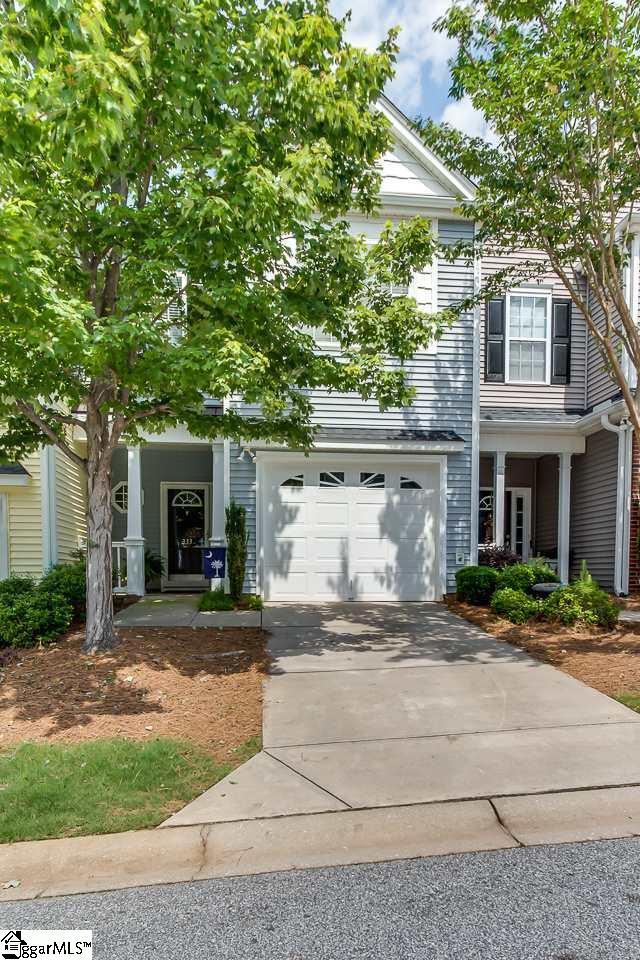233 Cedar Crossing Lane, Greenville, SC 29615 (#1369138) :: Coldwell Banker Caine