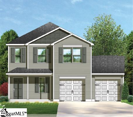 113 Vista Hill Drive, Spartanburg, SC 29302 (#1369222) :: The Toates Team