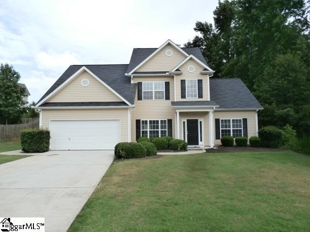 10 Frostweed Court, Simpsonville, SC 29680 (#1370477) :: Coldwell Banker Caine