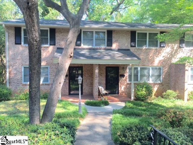 8 C Knoxbury Terrace, Greenville, SC 29601 (#1372683) :: Hamilton & Co. of Keller Williams Greenville Upstate