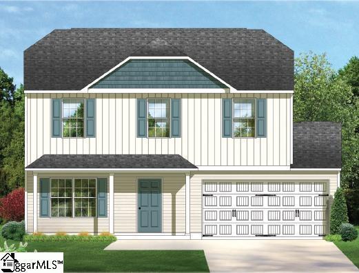 108 Vista Hill Drive, Spartanburg, SC 29302 (#1373129) :: Hamilton & Co. of Keller Williams Greenville Upstate