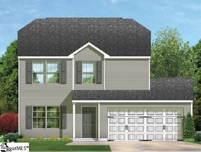 136 Settle Station Run, Inman, SC 29349 (#1373433) :: Coldwell Banker Caine