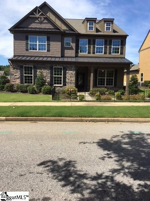 108 Carruth Street Lot 76, Simpsonville, SC 29680 (#1373757) :: Hamilton & Co. of Keller Williams Greenville Upstate