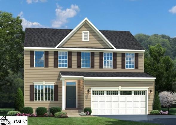 756 Windward Lane, Duncan, SC 29334 (#1373957) :: Hamilton & Co. of Keller Williams Greenville Upstate