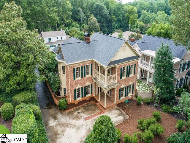 15 Partridge Lane, Greenville, SC 29601 (#1374106) :: Hamilton & Co. of Keller Williams Greenville Upstate