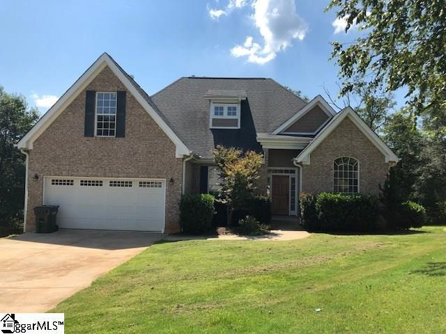 618 Garden Rose Court, Greer, SC 29651 (#1374263) :: Hamilton & Co. of Keller Williams Greenville Upstate