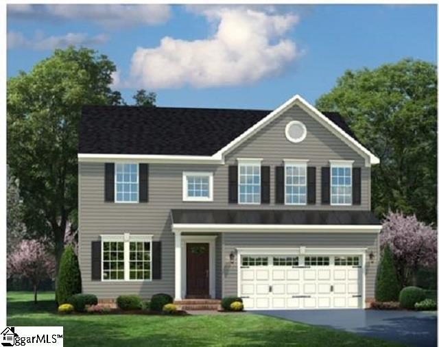 112 Fawn Hill Drive, Simpsonville, SC 29681 (#1374582) :: Hamilton & Co. of Keller Williams Greenville Upstate