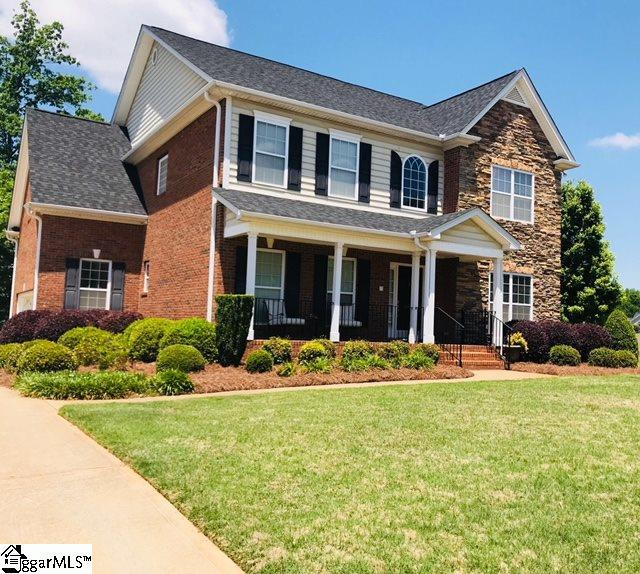 504 Witherspoon Court, Boiling Springs, SC 29316 (#1375558) :: Hamilton & Co. of Keller Williams Greenville Upstate