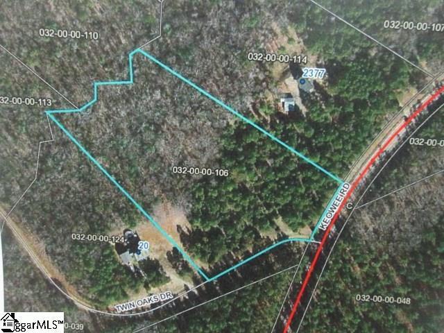 Twin Oaks Drive, Honea Path, SC 29654 (#1376717) :: Hamilton & Co. of Keller Williams Greenville Upstate