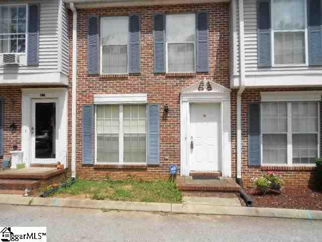 111 Pendleton Court Townhouse Unit , Easley, SC 29640 (#1376719) :: The Toates Team