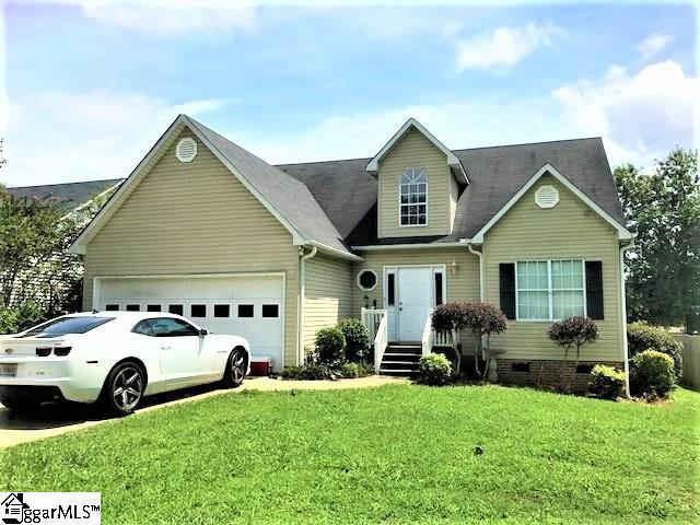 116 Kelly Lane, Easley, SC 29642 (#1376726) :: The Toates Team