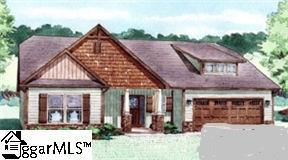 6 Rivanna Drive, Anderson, SC 29625 (#1376930) :: The Toates Team