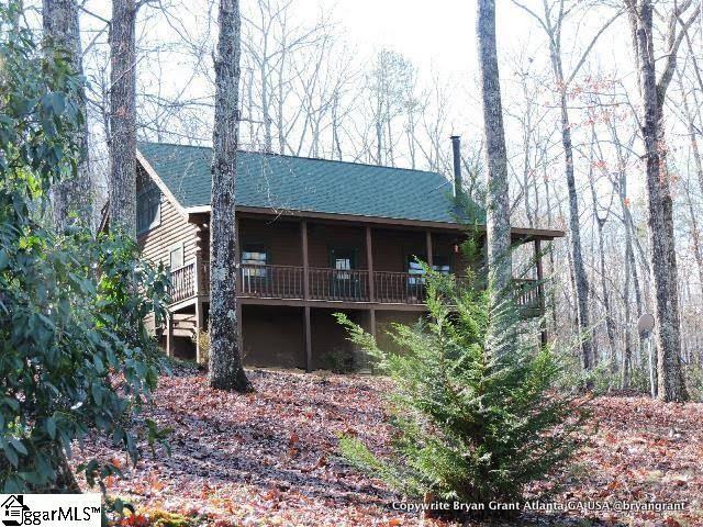 401 Laurel Ridge Drive, Pickens, SC 29671 (#1378543) :: Hamilton & Co. of Keller Williams Greenville Upstate