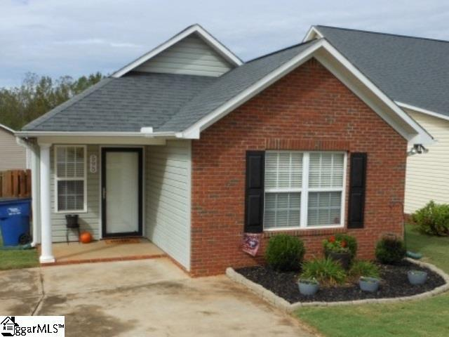 595 Fawn Branch Trail, Boiling Springs, SC 29316 (#1378826) :: The Toates Team
