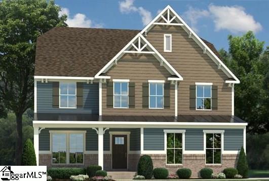 116 Brennan Place, Greenville, SC 29609 (#1380231) :: Hamilton & Co. of Keller Williams Greenville Upstate